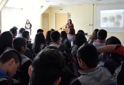 Liceos Técnicos participaron de 13° Jornadas de Temas Acuícolas