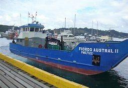 Fiordo Austral prepara simulacro FAN