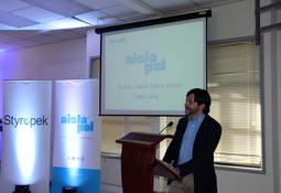 Aislapol celebra 20 años de la planta Puerto Montt