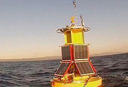 Boya oceanográfica podrá detectar episodios de marea roja