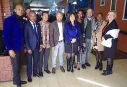 Gobierno invita a empresarios del Biobío a exportar a África