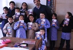 Blumar apoya a escuelas rurales del sur de país
