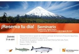 Veterquimica lanza programa de seminario de producción en agua dulce