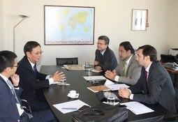 Chile buscará fortalecer relación económico-comercial con China en 2016