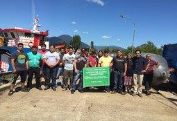 Finaliza programa piloto de Limpieza de Playas en Aysén