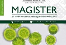 UACh: Segunda Convocatoria Magíster en Medio Ambiente y Bioseguridad