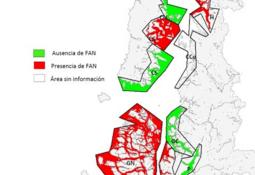 Sernapesca activa plan de contingencia por bloom de algas en zona sur