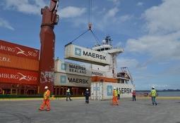 Oxxean realizó primera exportación de salmón desde Puerto Chincui