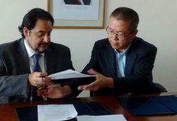Direcon y la agencia Xinhua suscribieron acuerdo para el intercambio de información