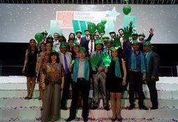 EWOS Chile destacada nuevamente entre los mejores empleadores