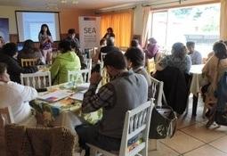 En Los Lagos realizan taller de capacitación para fortalecimiento de la PAC