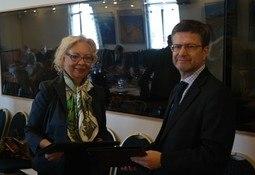 Chile y CEE avanzan en agenda para alcanzar Acuerdo de Libre Comercio