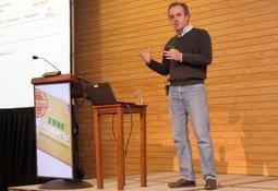 EWOS realizó Primer Encuentro de Profesionales Acuicultores