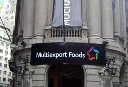Multiexport: acción sube casi 10% una semana antes de firmar acuerdo con Mitsui