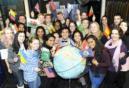 Overseas students seize Scots aqua opportunities