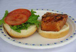 Salmon BBQs raise six-figure sum