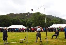 Producer lends heft to Highland Games