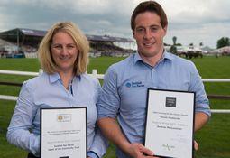 Oban farmer Wins M&S 'Farming For The Future' Award