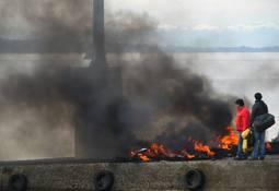 Blockades cost Chile $10 million per day