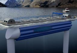 Lerøy obtiene licencias para desarrollar cultivo cerrado de salmón en el mar
