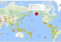 Earthquake triggers Vancouver Island tsunami alert