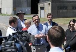 BioMar plans Tasmanian feed plant