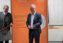 AquaGen to start egg production in Scotland