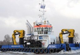 Marine Harvest hires Multicat for de-lousing work