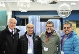 Chilean researchers talk science at SAMS