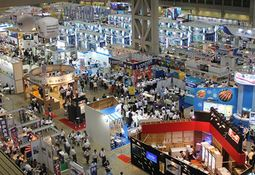 Loch Duart and Scottish Salmon Co in Japan Expo