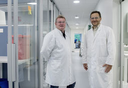 Cargill opens new £1m aquaculture feed lab