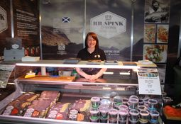 Salmonids make their stand at Highland Show