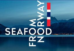Norway seafood logo makes its mark