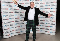 Loch Duart celebrates Food and Drink Company of the Year award
