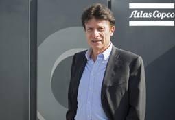Presentan a nuevo gerente general de Atlas Copco Chile
