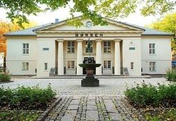 Salmón noruego nadó contracorriente en la Bolsa