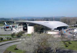 Salmones Camanchaca inaugura nueva infraestructura logística en aeropuerto de Concepción