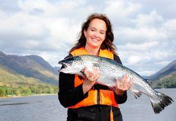 Brexit: salida de Reino Unido afectará fuertemente índice de producción de salmón de la UE