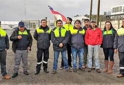 Trabajadores mantienen huelga en el Puerto Oxxean