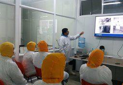 Proveedores de la industria salmonicultora realizan visita técnica en la Región de la Araucanía