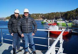 Folla Maritime har ansatt markedssjef