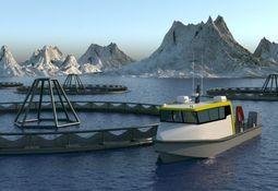 Tuco Marine debuterer med arbeidsbåter til oppdrettsnæringen