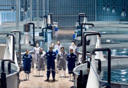 Ny ultralydteknologi sikrer tilgang på Aquagen rogn hele året