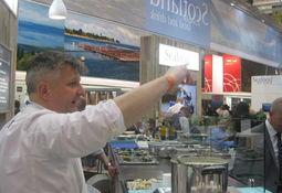 Sentrale aktører mangler på sjømatmessen i Brussel