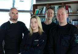 Ukens skipsbesøk: KL Sandefjord