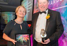 Aquaculture honoured on big night of awards