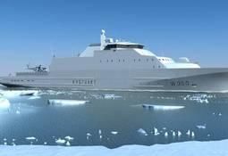 Vard Langsten i sluttforhandlinger om å bygge kystvaktskip