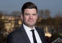 Lasse Kristoffersen er ny visepresident i ICS