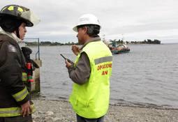 Fiordo Austral alista simulacro FAN