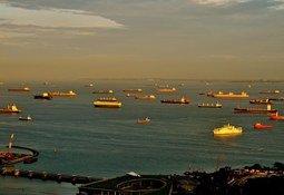 Miljøministeren til Singapore for å snakke om grønn skipsfart